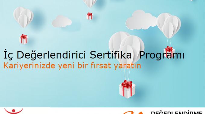 İç Değerlendirici Sertifika Programı